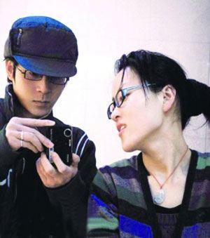 七格格和她丈夫